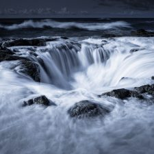 Thor's Well (Oregon, USA 2015)