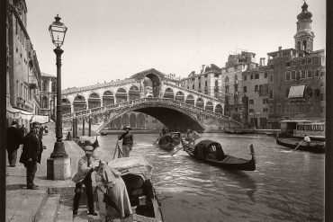 Venice | Beautiful photos of 19th-century