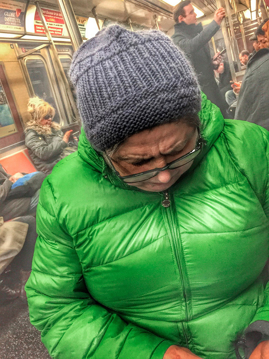 green-jacket
