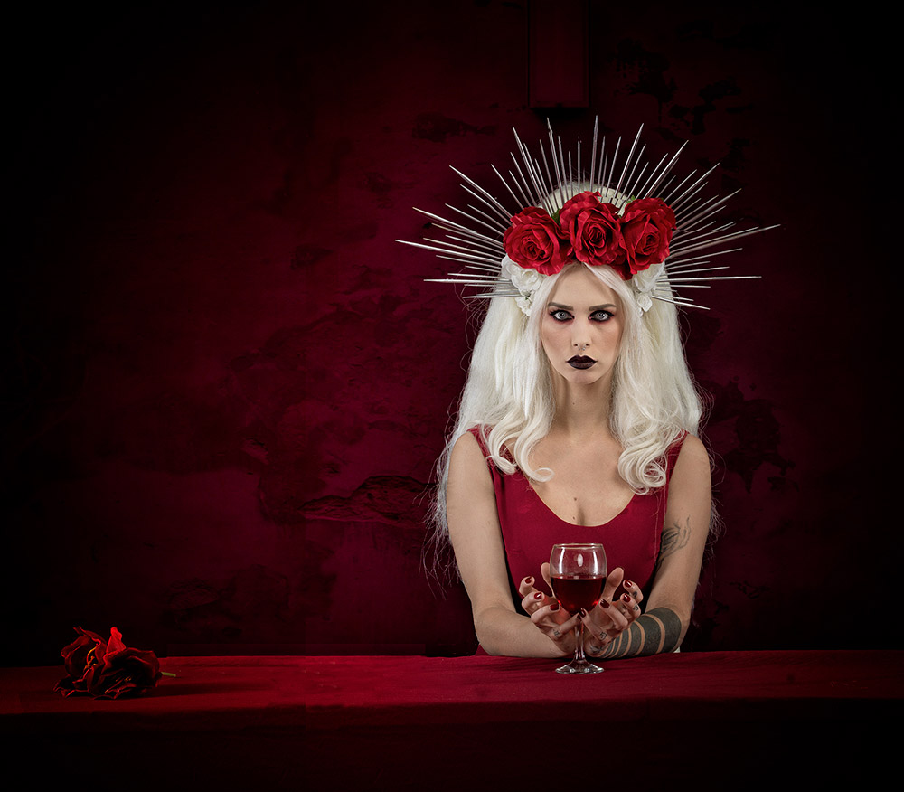 The Red Saint by Peter Kemp