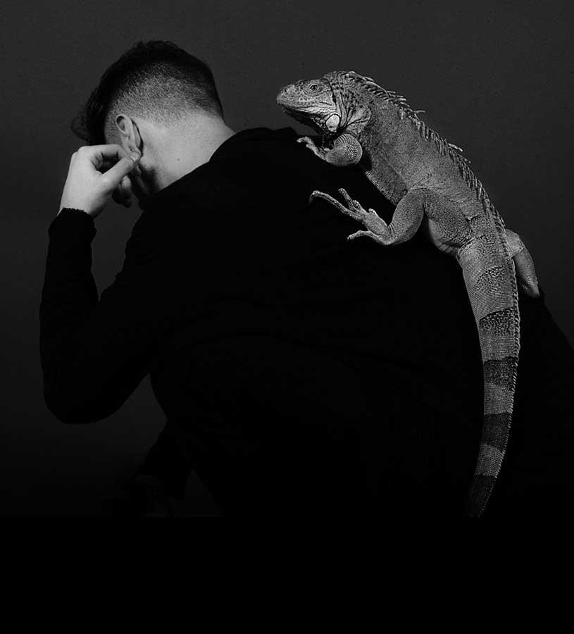 Portraits | Ozark Henry | Livio Cori