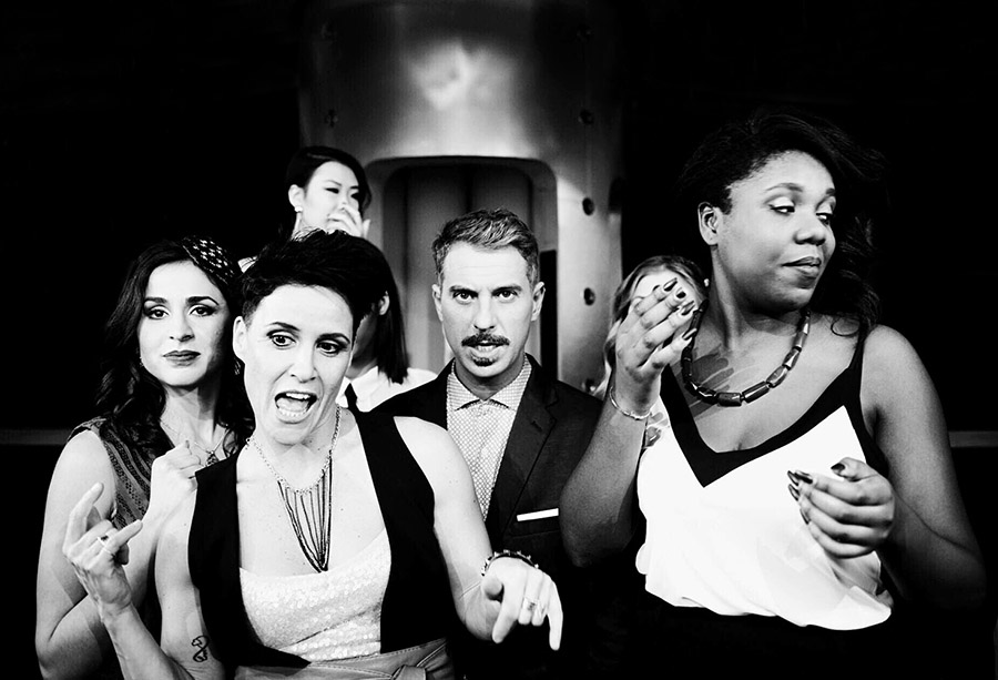 Portraits | Ozark Henry | Gabriele Corsi