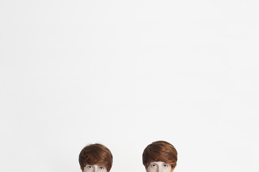 Portraits | Ozark Henry | Ciuffi Rossi