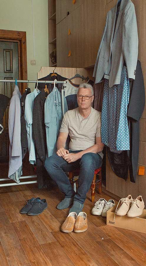 Wardrobe by Yulia Artemyeva