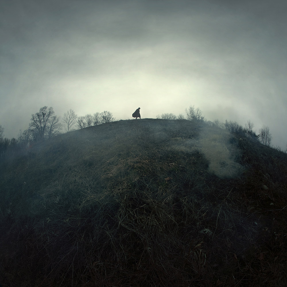 Sleep paralysis | Nicolas Bruno