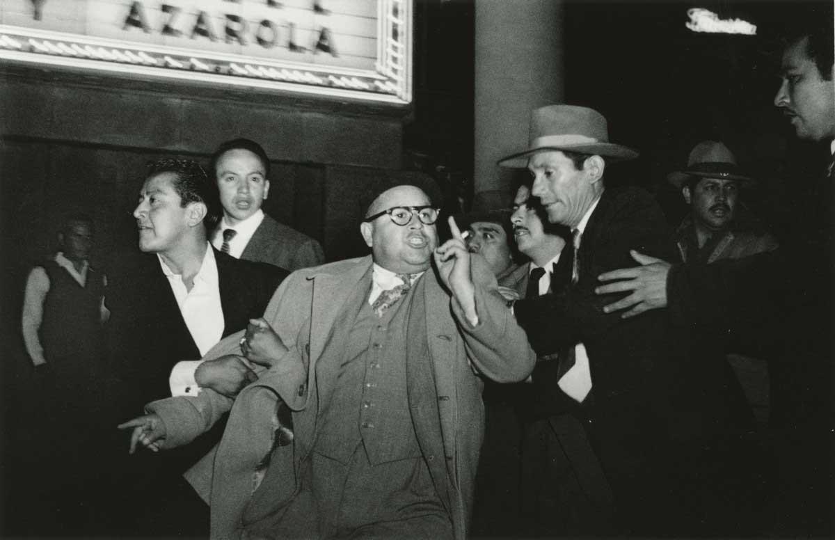 Enrique Metinides, Untitled arrest C. 1952 , © Enrique Metinides