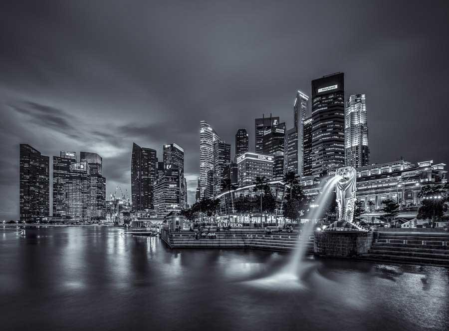 Bin Uthup | City-Monochrome