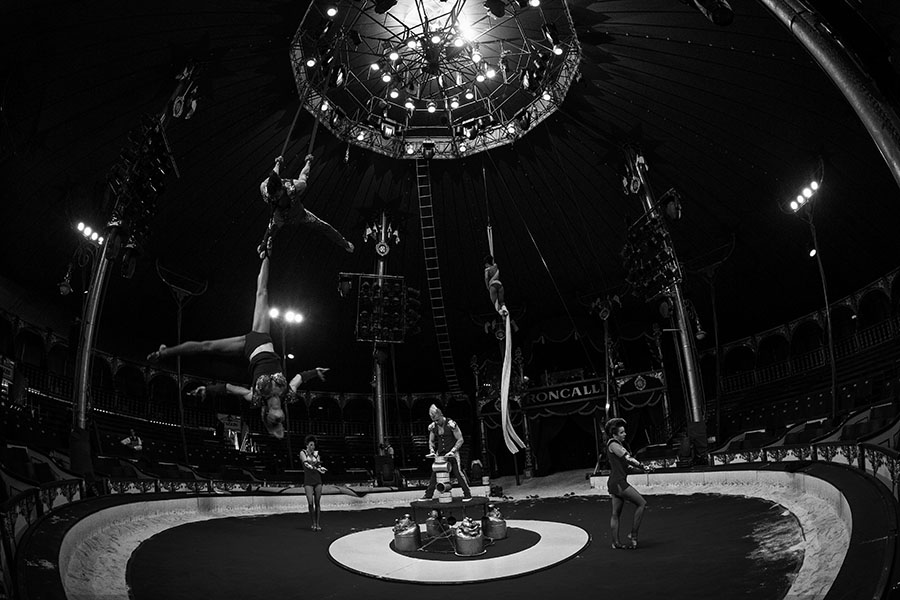 Circus Roncalli – Behind the Curtain | Christina Czybik