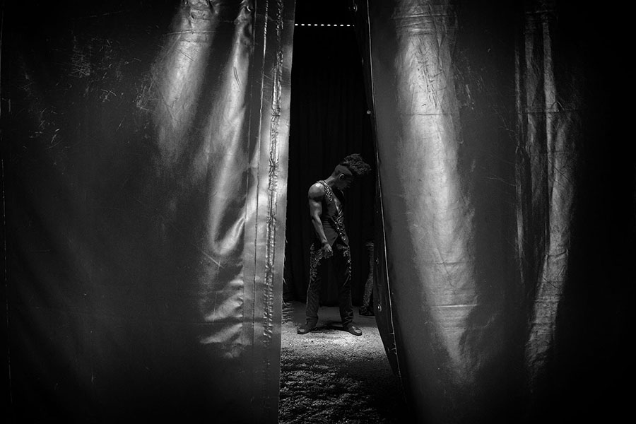 Circus Roncalli – Behind the Curtain   Christina Czybik