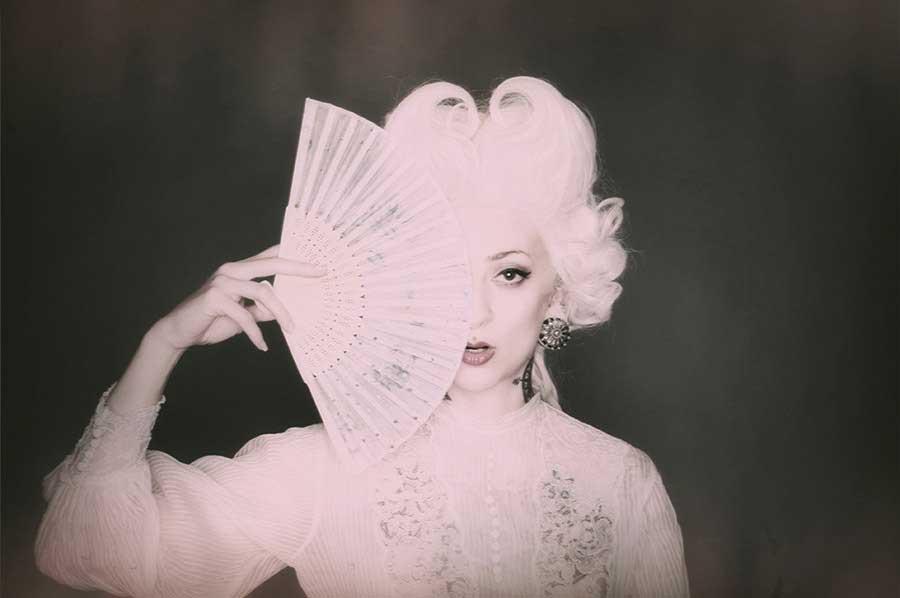 Marie Antoinette revisited   Rob Linsalata