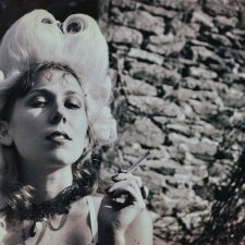 Marie Antoinette was a Smoker