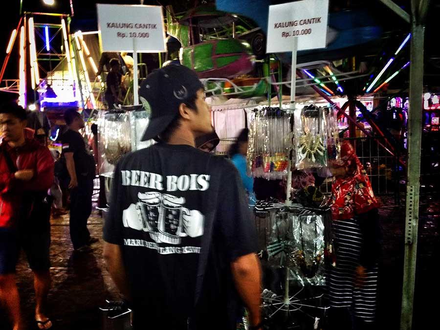 The Pasar Palam | Aryan Pramudito