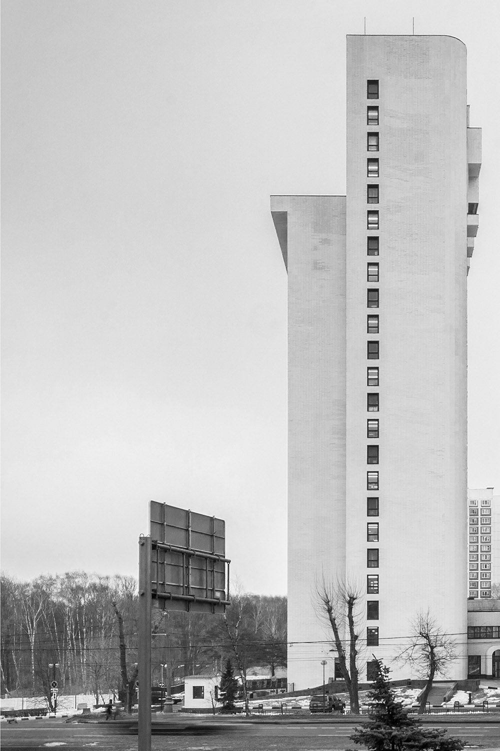 This Is Not a Tower | Denis Esakov
