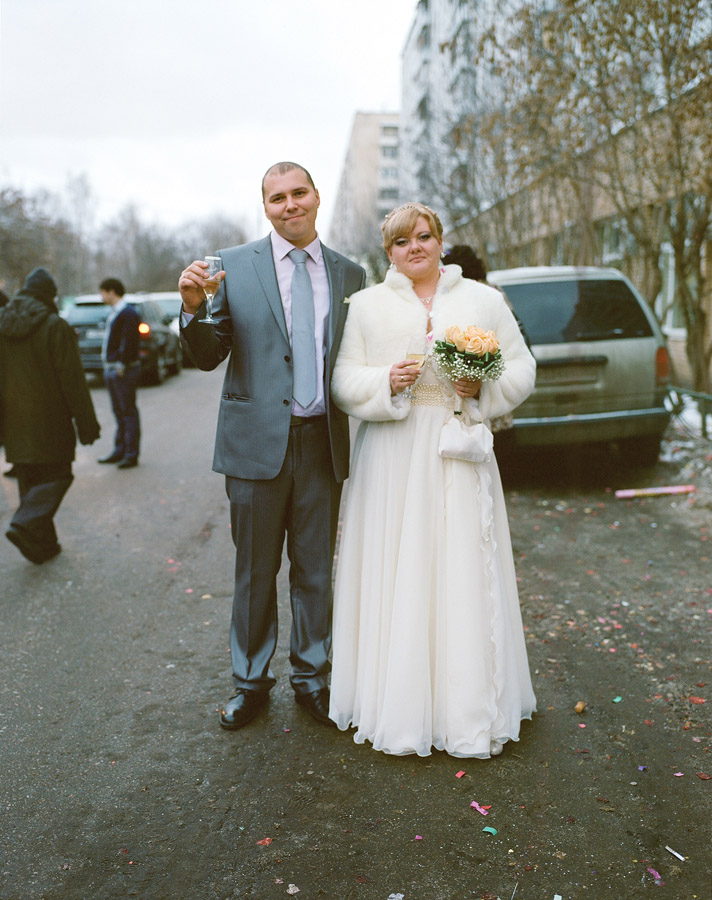 Wedding day | Mikhail Ekadomov