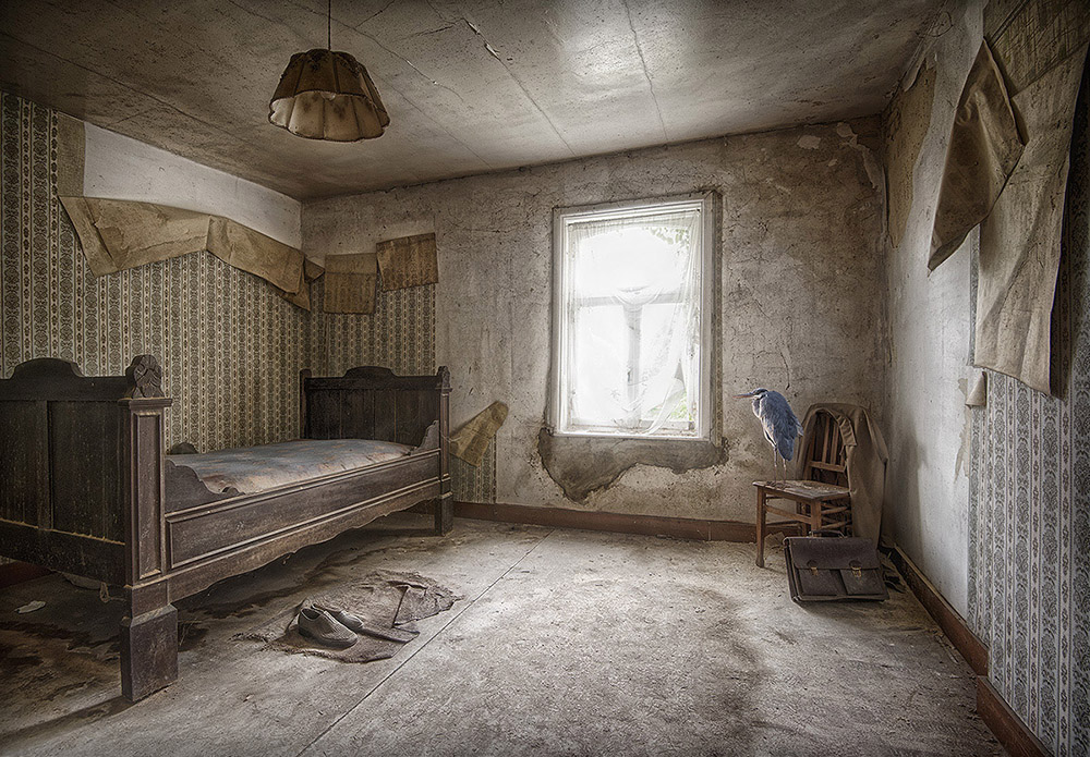 The house of the fisherman | Lost memories | Marcel van Balken