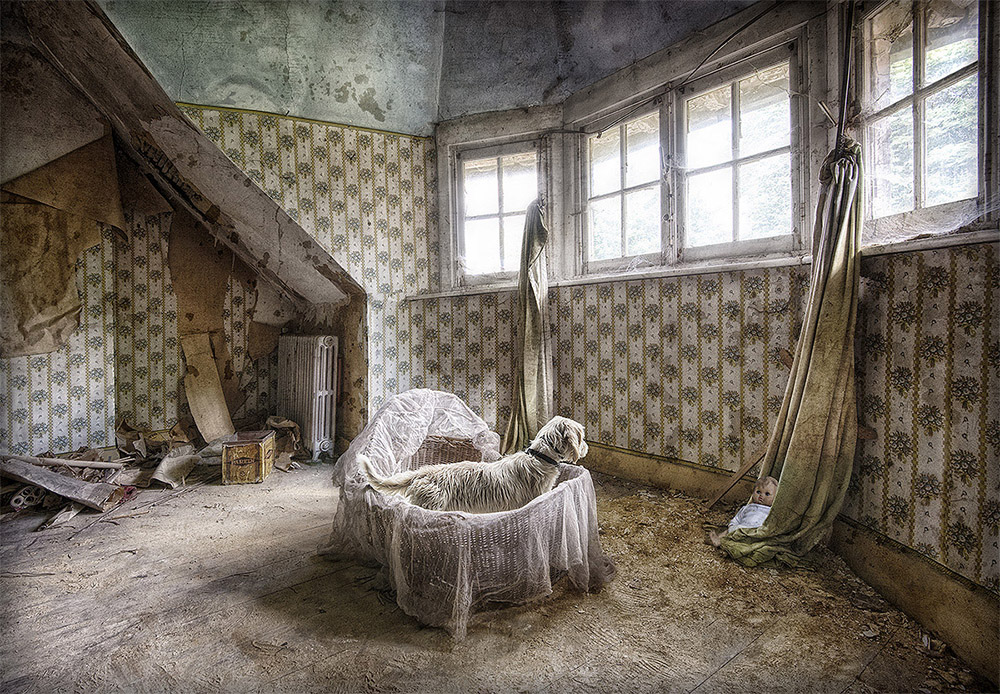 My space | Lost memories | Marcel van Balken