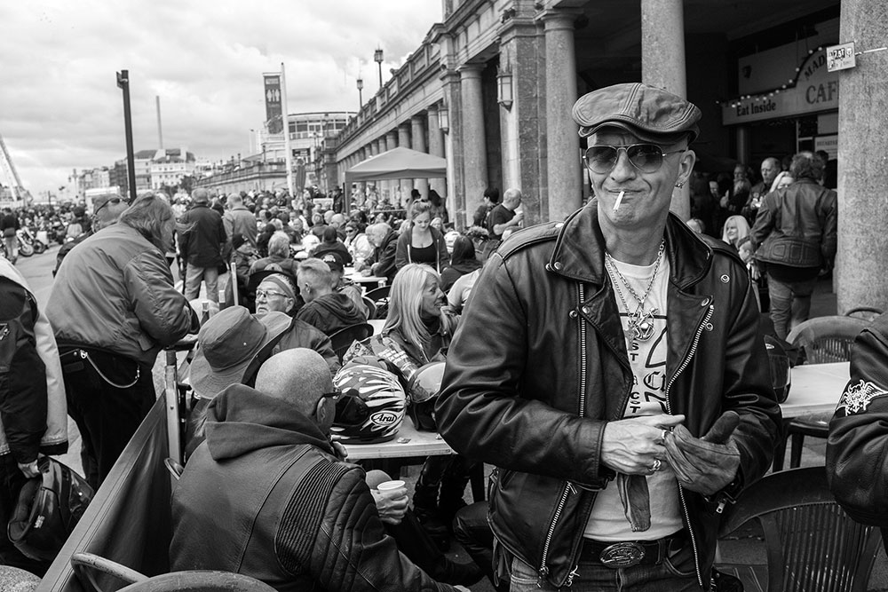 David Gleave | Candid camera captures Manchester Street life