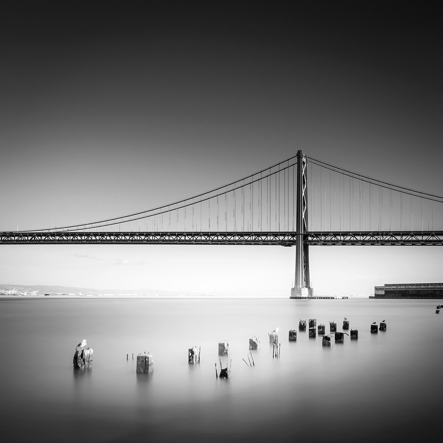 Bay Bridge San Francisco | AQAL Views | Pygmalion Karatzas