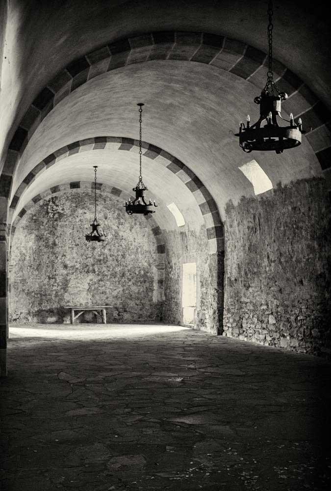 Granary-Vault