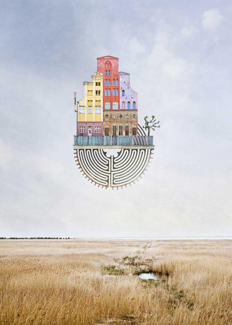 Unsere Reise zum Ornithologenkongress | Surreal Architecture | Matthias Jung