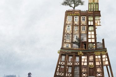 Surreal Architecture by Matthias Jung