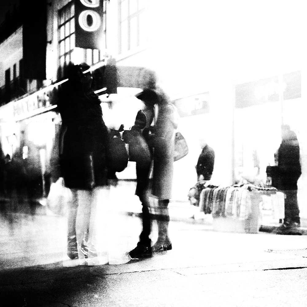 City of ghosts   Roberto De Mitri