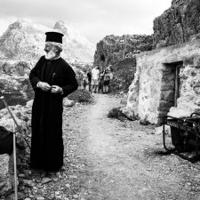 GREECE. Karpathos. Olympos