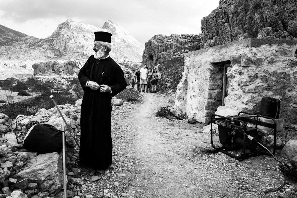 GREECE. Karpathos. Olympos