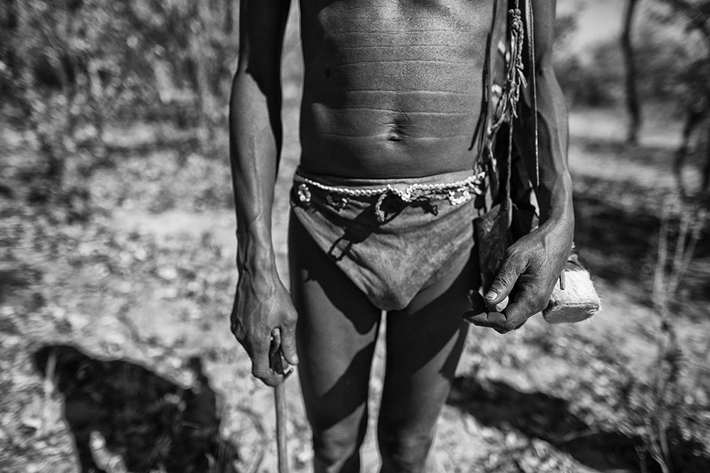 The Way of the Bushmen by Goran Jovic