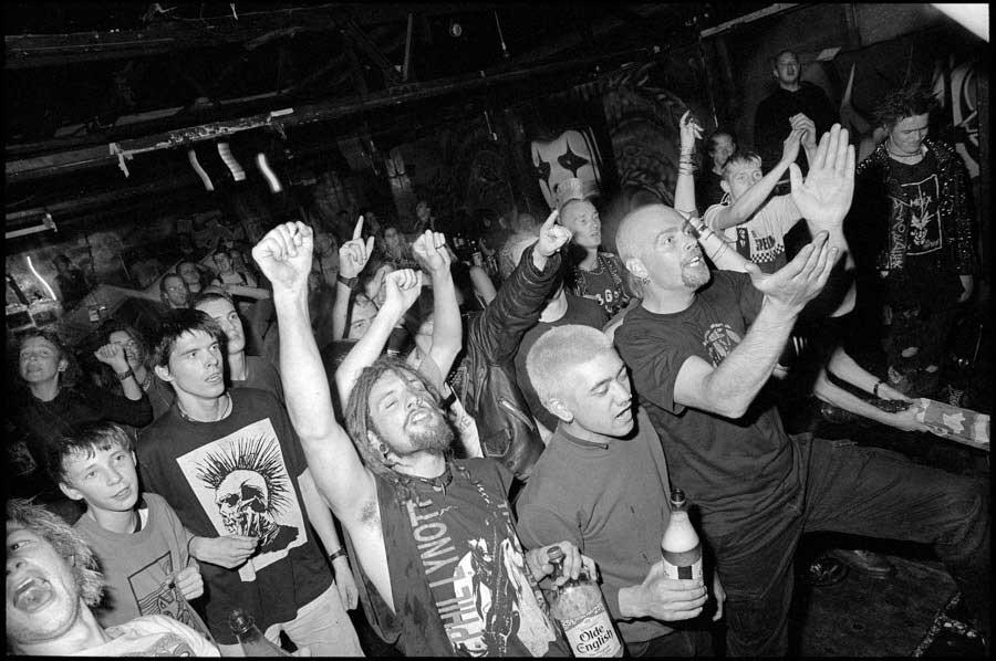 Belfast Punk | Ricky Adam