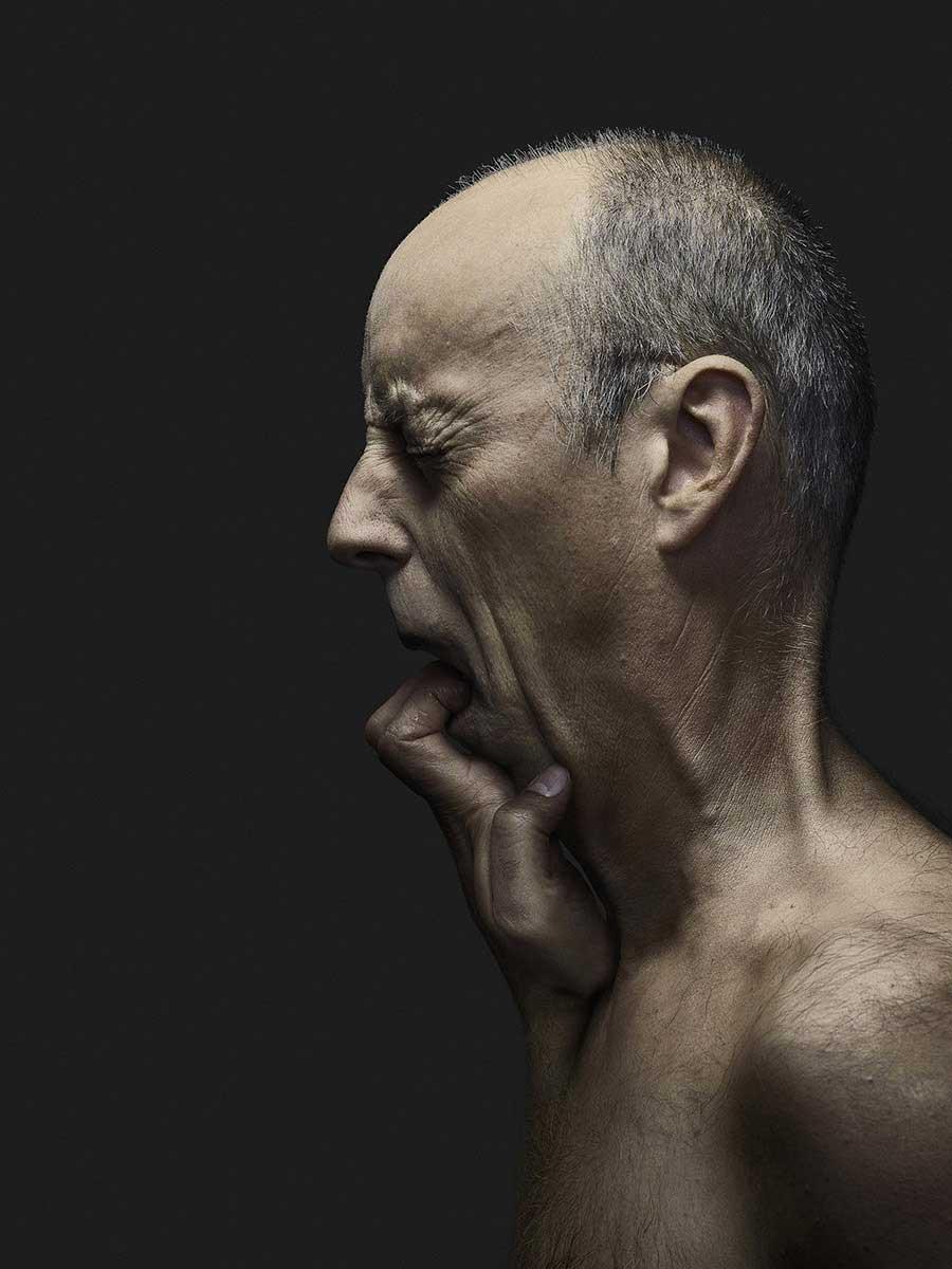 Geert | Ô les mains by Jeffrey Vanhoutte