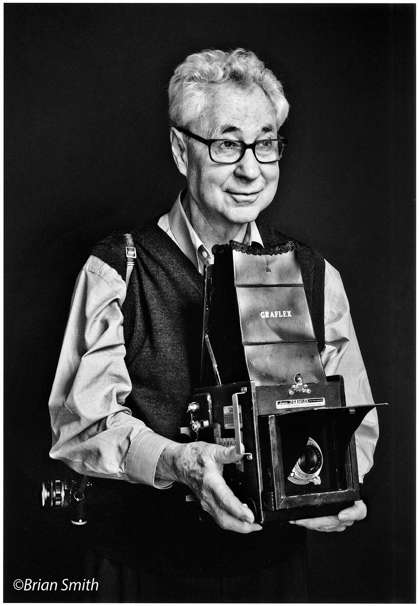 HIPA-Photography-Appreciation-Award-Winner---Elliott-Erwitt-(Portrait)