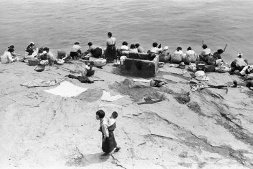Image caption: Han Youngsoo, Seoul, Korea, 1956-63. © Han Youngsoo Foundation