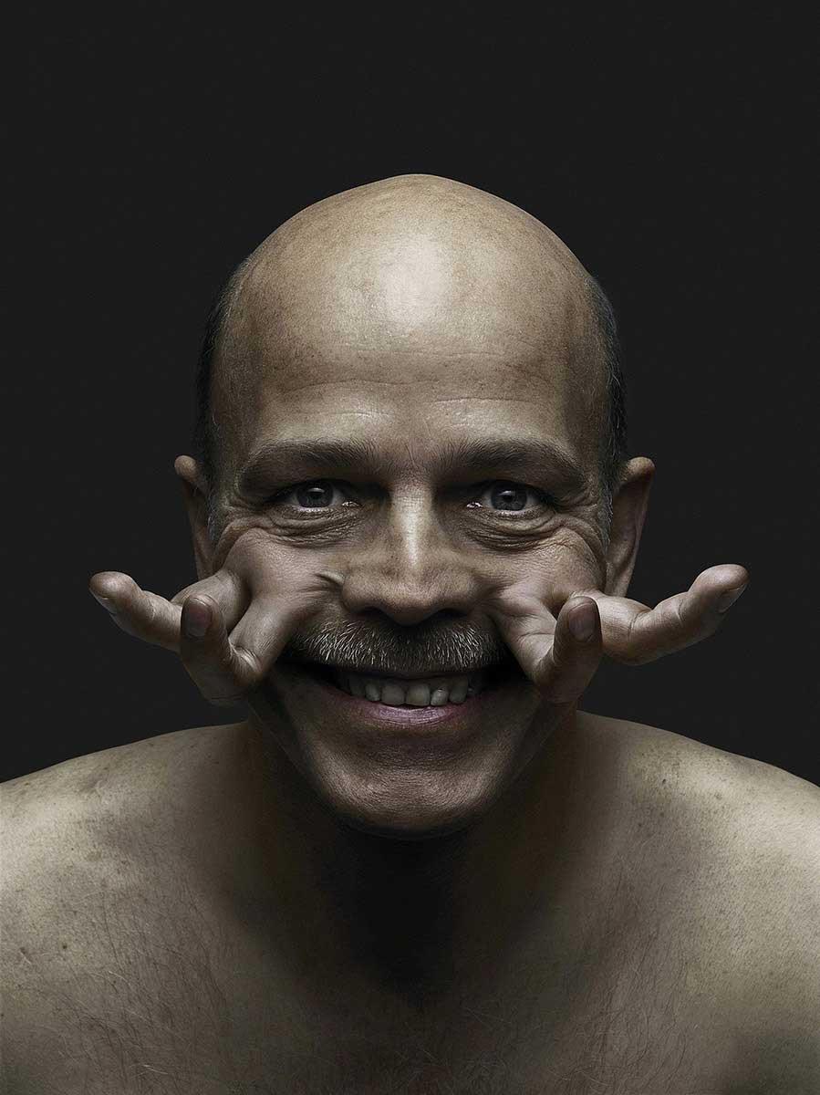 Jean | Ô les mains | Jeffrey Vanhoutte