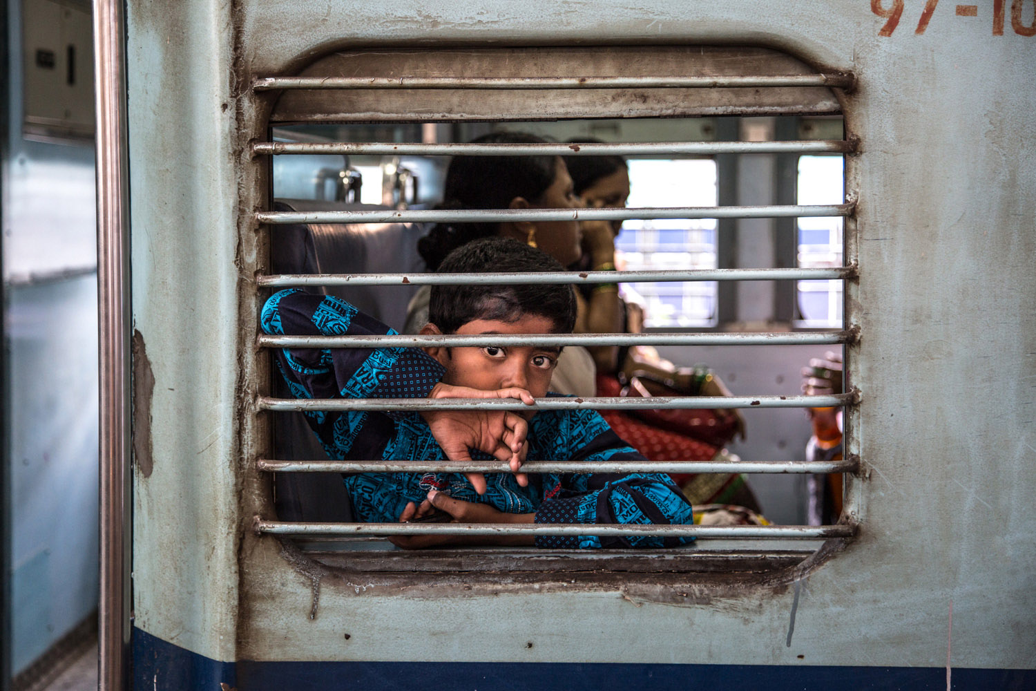 Mumbai Bound by Souleyman Messalti
