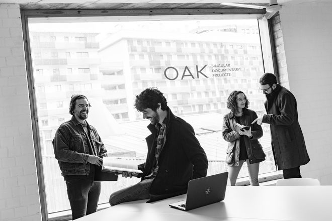 Javier Corso Founder & Director of OAK Stories