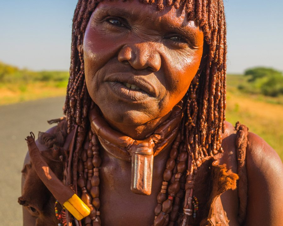 The Beauty Of The Women Of Omo Tribes by Omar Reda
