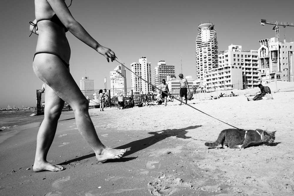 Roy Rozanski ; Street Photographer