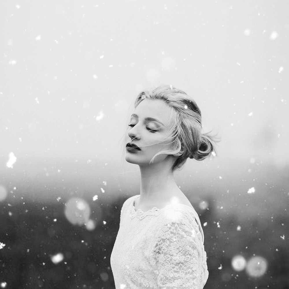 Snowing | Jovany Rikalo | Fine Art Series