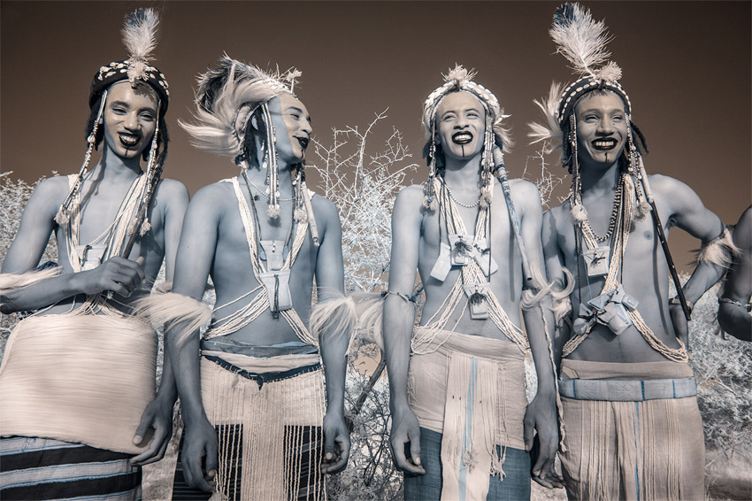 Photographer of Vanishing Tribal Cultures, Terri Gold