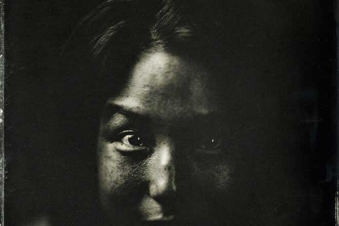 Collodion Portraiture by James Walker