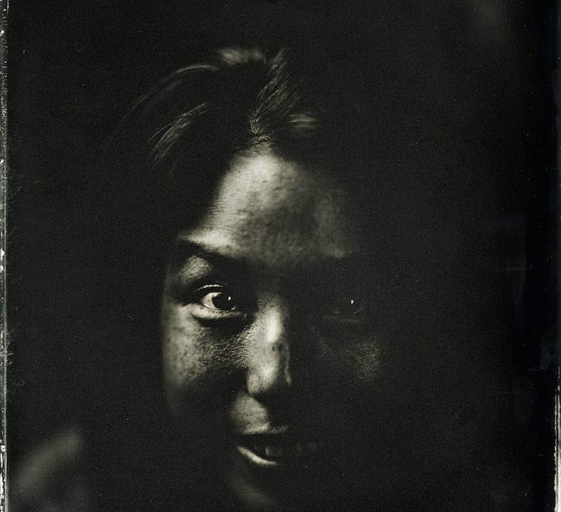 Collodion Portraiture by James Walker