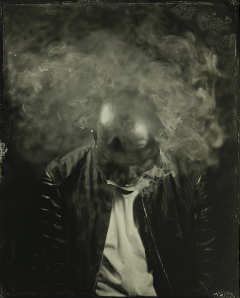 Collodion Portraiture | James Walker