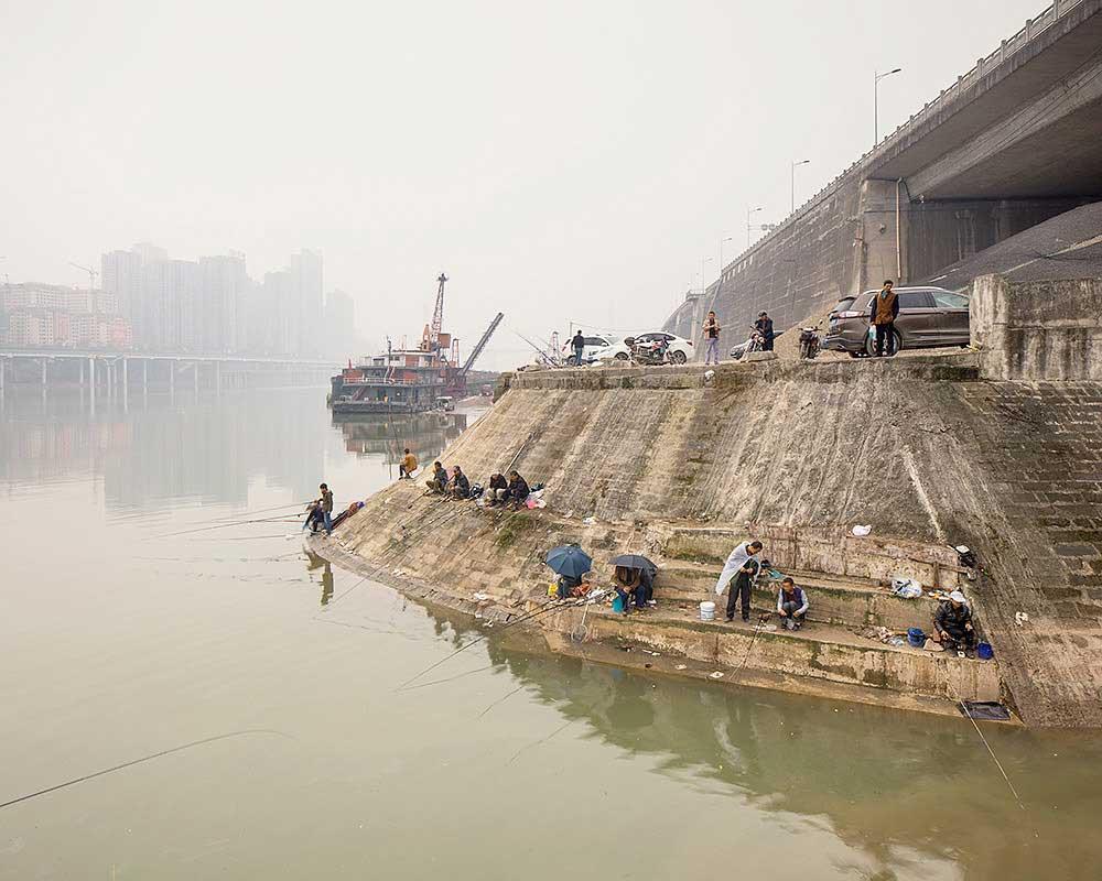 City on rivers | Maciej Leszczynski
