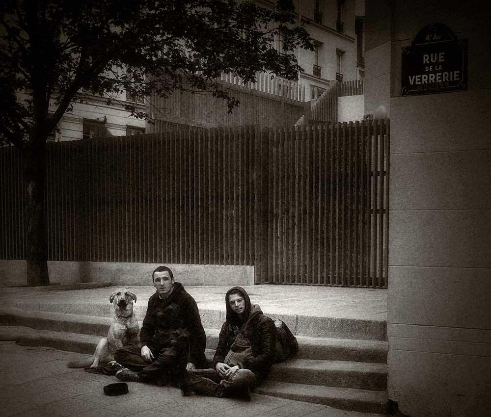 Rue de la Verrerie - Paris