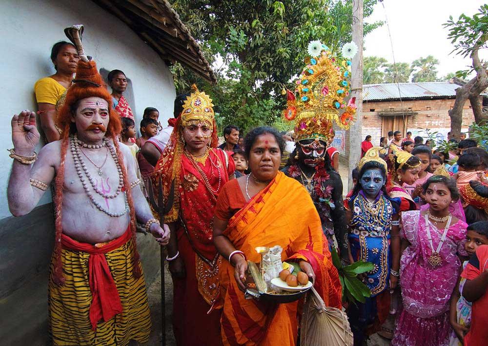 The Making of the Shiva | Abhishek Nandy