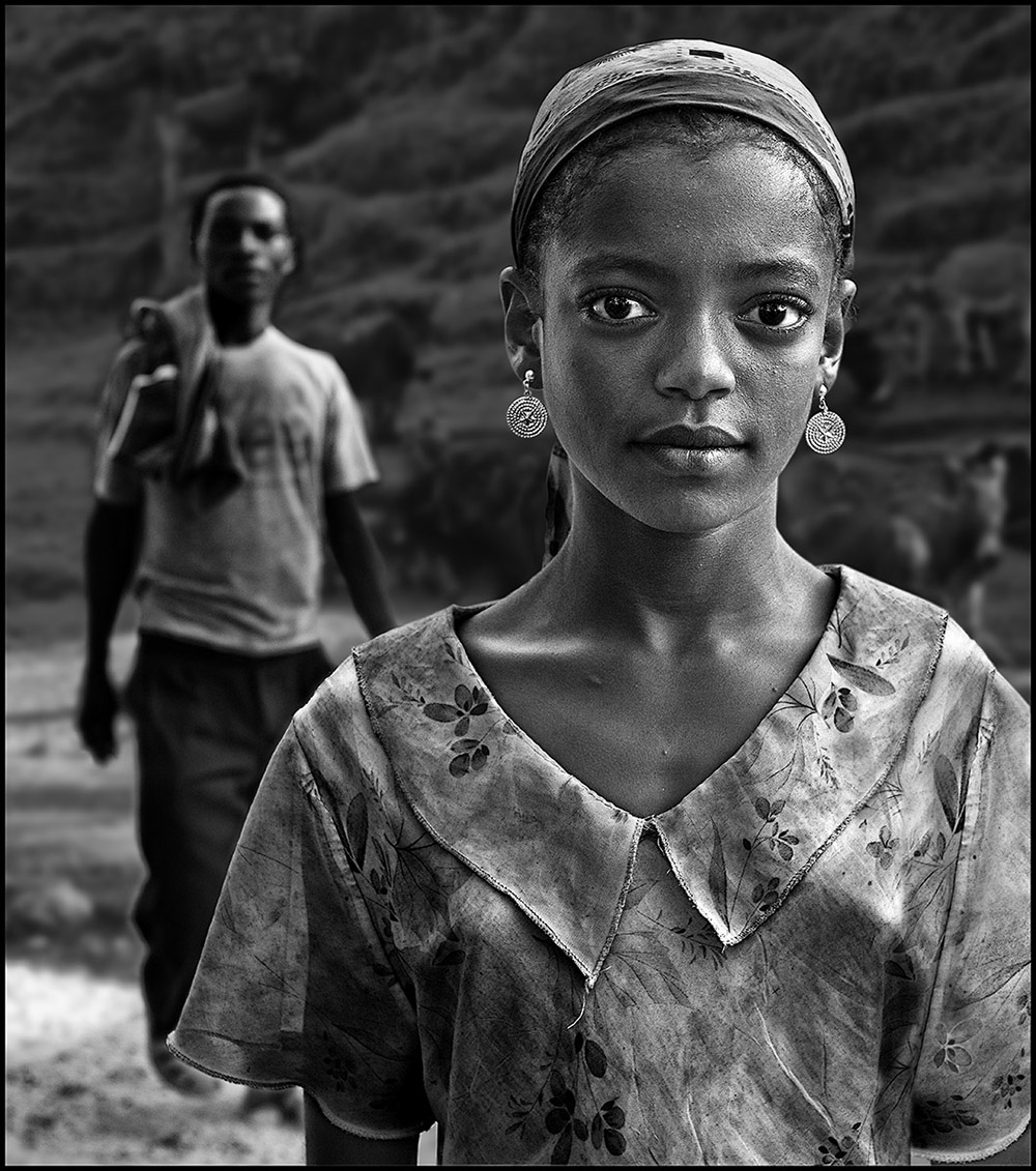 Africa – Flashes of light   Ana María Robles