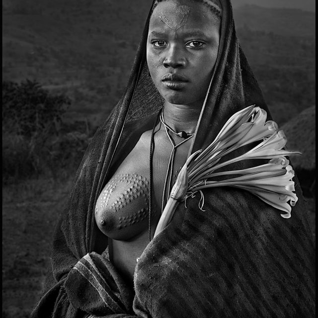 Africa – Flashes of light by Ana María Robles
