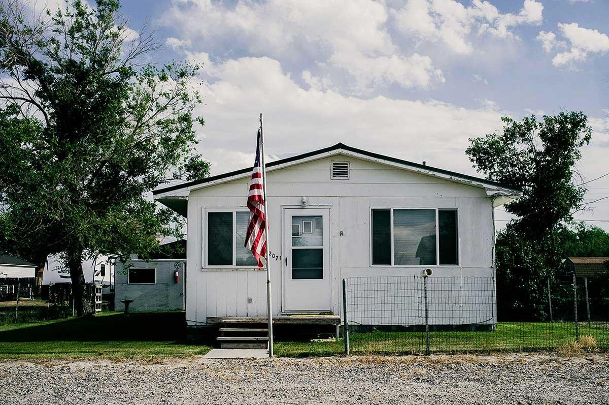 American Dream | Adelīna Darviņa