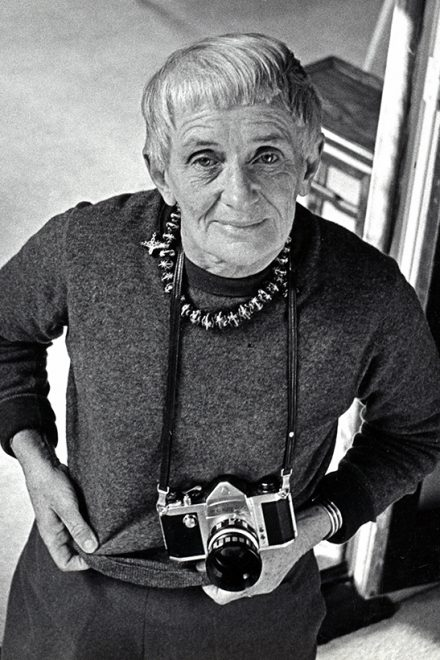 Dorothea Lange First Person